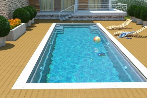 Анализ воды плавательных бассейнов
